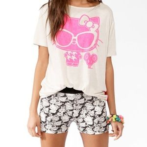 Hello Kitty shirt NWT